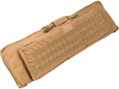 Matrix Tactical 38 Padded Single Rifle Bag (Color: Tan)