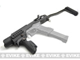 KOO Defense Carbine Conversion Kit for Tokyo Marui / KSC G17 Series Airsoft Pistols