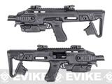 Pre-Order Estimated Arrival: 07/2013 --- CAA Roni Pistol Carbine Conversion Kit for G-Series Airsoft GBB Pistols