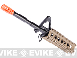 G&G Full Metal M4 RIS Handguard / Outer Barrel / Front end kit for M4 / M16 Series Airsoft AEG