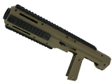 Matrix Carbine Conversion Kit for 1911 MEU Series Airsoft GBB Pistols (Color: Dark Earth)