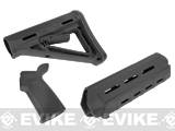 Magpul PTS MOE Conversion Kit for M4 Series Airsoft AEGs - (Black)