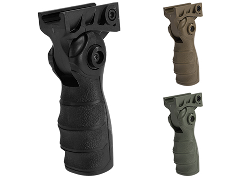 Folding Tactical Airsoft RIS Vertical Grip