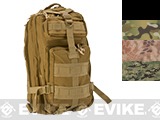 Avengers Lightweight MOLLE Patrol Pack (Color: Camo)