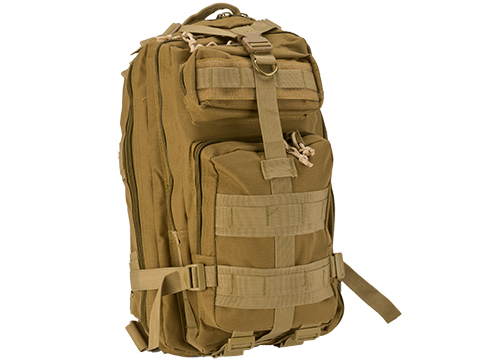 Avengers Lightweight MOLLE Patrol Pack (Color: Tan)