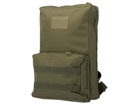 Matrix MOLLE Assault Bag for Plate Carriers (Color: OD Green)