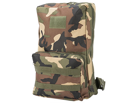 Matrix MOLLE Assault Bag for Plate Carriers (Color: Woodland)