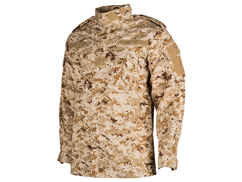 ACU Type Ripstop BDU Jacket (Color: Digital Desert / Large)