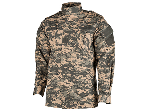 ACU Type Ripstop BDU Jacket (Color: UCP / X-Large)