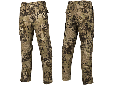ACU Type Ripstop BDU Pants (Color: Desert Serpent / Small)