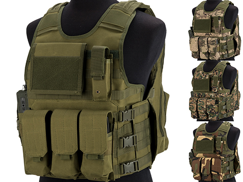 Matrix MEA ModII Tactical Vest