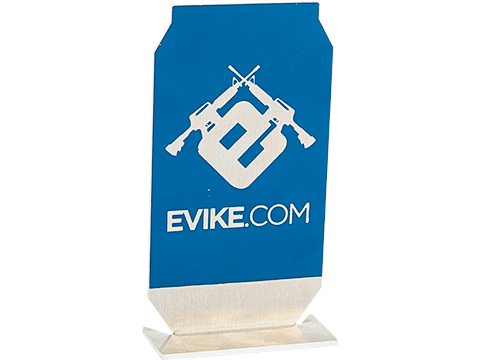 Evike.com ePopper Practical Shooting Popper Targets (Package: Evike Logo x1)