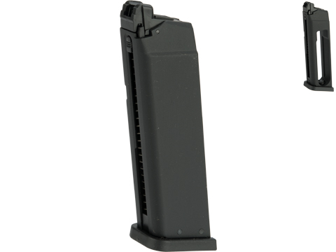KJW Gas Magazine for KJW KP13 Gas Blowback Airsoft Pistols (Gas: Green Gas)
