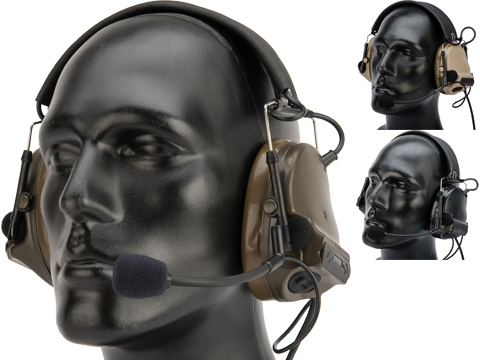 Element Z051 Military Style Noise Canceling Headset