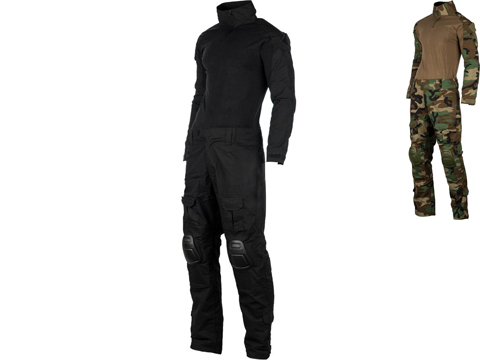 Matrix Combat Uniform Set