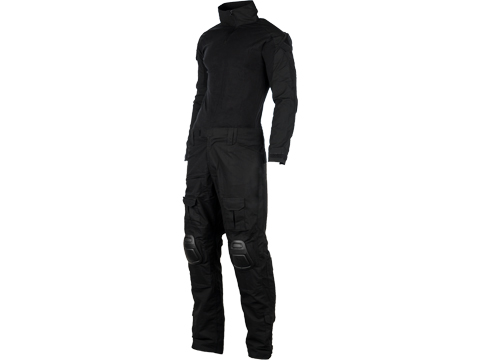 Matrix Combat Uniform Set (Color: Black / Medium)