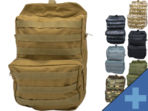 Matrix MOLLE Assault Back Panel for Plate Carriers