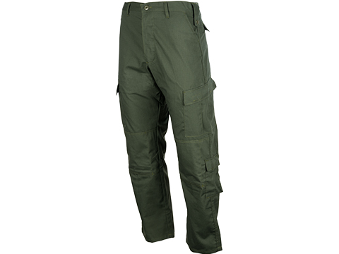 ACU Type Ripstop BDU Pants (Color: OD Green / Small)