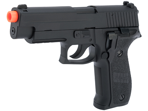 Swiss Arms Licensed KJW SA226 Full Metal Airsoft GBB Gas Blowback Pistol