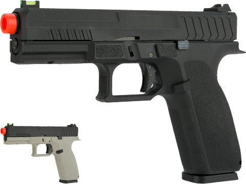 KJW KP-13 Full Size Polymer Frame Gas Blowback Airsoft Pistol