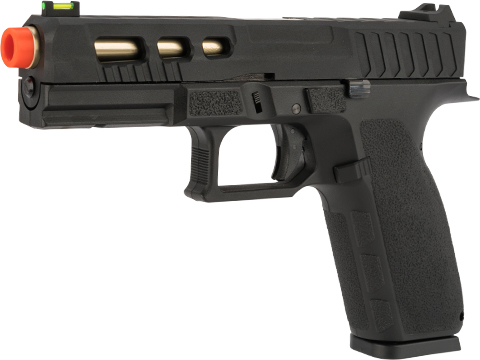 KJW KP-13 Full Size Polymer Frame Gas Blowback Airsoft Pistol (Color: Black / Competition)