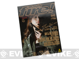 Fire Guide! Airsoft Magazine (AEG disassembling guides)