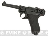 KWC P08 Luger CO2 Powered Air Pistol (4.5mm Air Gun)