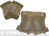 Emerson QD Knee Pad / Elbow Pad Set (Color: Coyote Brown)