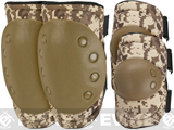 Avengers Special Operation Tactical Knee Pad / Elbow Pad Set (Color: Digital Desert)