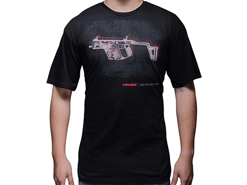 KRISS USA SMG T-Shirt (Size: Small)