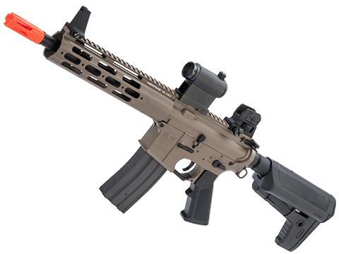 Krytac Alpha CRB Airsoft AEG Rifle (Package: Tan / Gun Only)