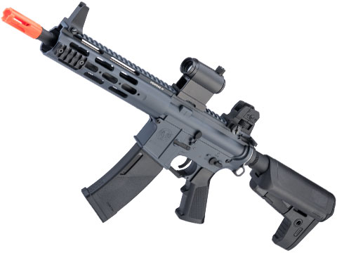 Krytac Alpha CRB Airsoft AEG Rifle (Package: Combat Grey / Gun Only)