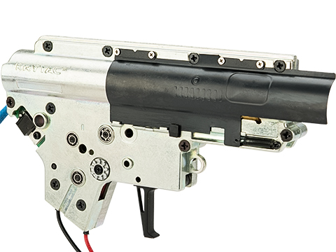 KRYTAC Complete 8mm Nautilus Version 2 Gearbox for Krytac Series Airsoft AEG Rifles