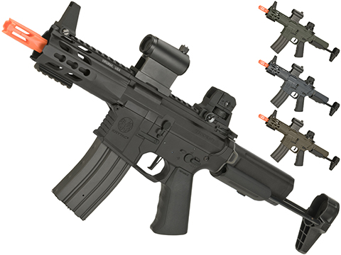 Krytac Full Metal Trident MKII PDW Airsoft AEG Rifle