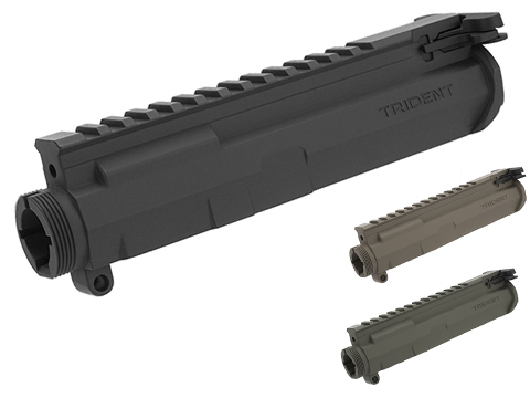 KRYTAC Trident MKII Complete Upper Receiver Assembly (Color: Black)