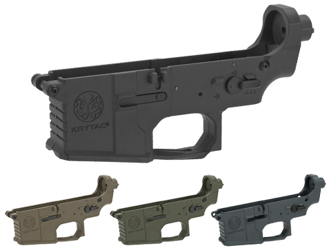 KRYTAC Trident MKII Complete Lower Receiver Assembly