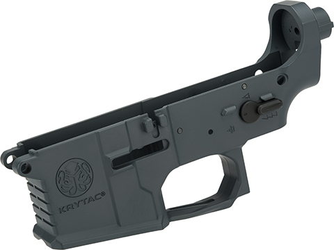 KRYTAC Trident MKII Complete Lower Receiver Assembly (Color: Combat Grey)