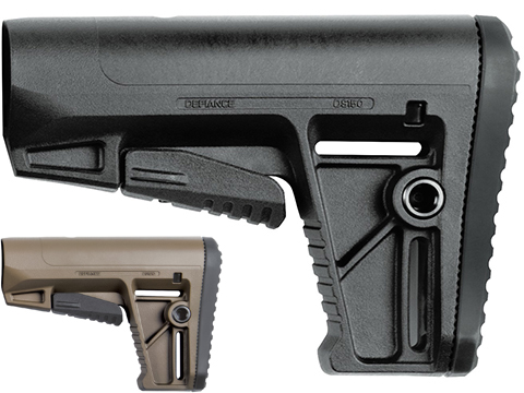 KRISS Arms Defiance DS150 Stock for AR15 Rifles