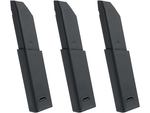 KRYTAC G30 95rd Magazine for KRISS Vector Airsoft AEG (Package: Set of 3)