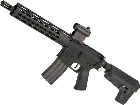 Krytac Full Metal Trident MKII CRB Airsoft AEG Rifle (Model: Black / 350 FPS)