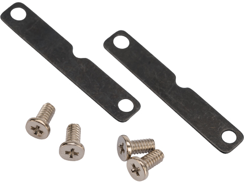 Krytac Airsoft KRISS Vector Gearbox Bolt Plate Guide & Screws