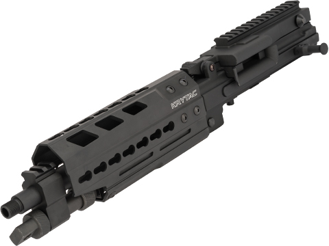 Krytac Trident LMG-E Complete Upper Receiver Assembly (Color: Black)