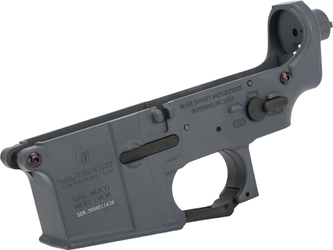 Krytac War Sport LVOA Lower Receiver Complete Assembly