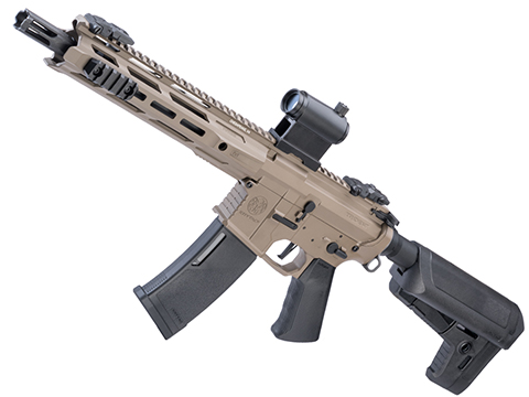 Krytac Full Metal Trident MKII-M CRB Airsoft AEG Rifle (Color: Flat Dark Earth)