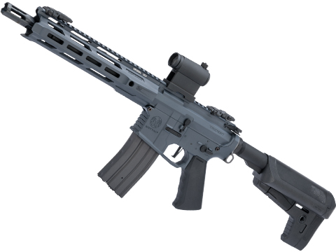 Krytac Full Metal Trident MKII-M CRB Airsoft AEG Rifle (Color: Combat Grey)