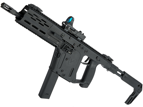 (MEMORIAL DAY SALE!) KRISS USA Licensed Kriss Vector Airsoft AEG SMG Rifle by Krytac (Model: Limited Edition)