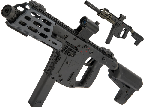 Evike Custom The Axe Krytac Kriss Vector Airsoft AEG SMG Rifle Series