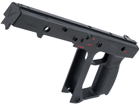 Krytac KRISS Vector Replacement Receiver Assembly (Model: Upper Receiver / Black)