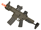 Krytac Full Metal Trident MKII PDW Airsoft AEG Rifle (Color: Flat Dark Earth)