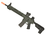 Krytac Full Metal Trident MKII SPR Airsoft AEG Rifle (Color: Foliage Green)